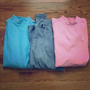 Under Armour Cold Gear Long Sleeve Set of 3